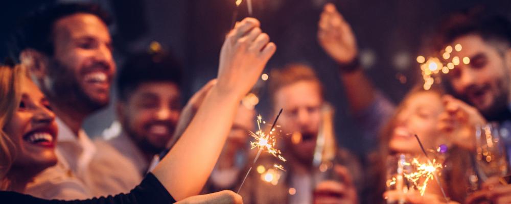 Unsere Weine eignen sich perfekt für Feiern mit Ihren Freunden